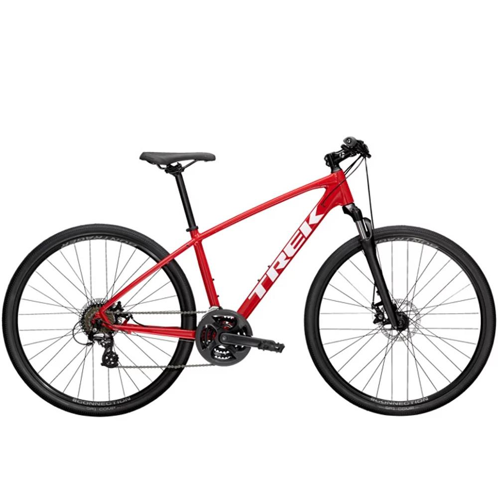 Trek, Dual Sport 1, Viper Red, Mountain Bike