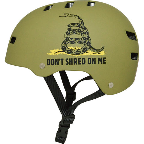 BE-8050850, KRASH, ADULT DONT SHREDGREEN, BELL HELMETS