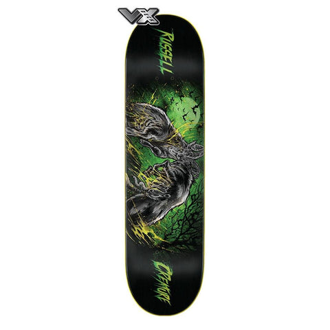 11115900, Creature, VX Deck Battering Ram, Green, Skateboard Decks