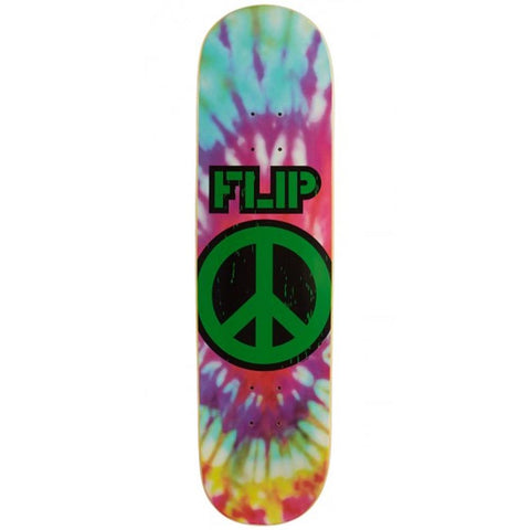 FL00197, FLIP DECK TEAM PEACE FULLNOSE, MULTI COLOR, SKATEBOARD DECKS,