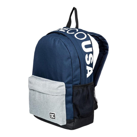EDYBP03202-BTL0, Black Iris, Blue, DC, School backpack, Backsider M Backpack
