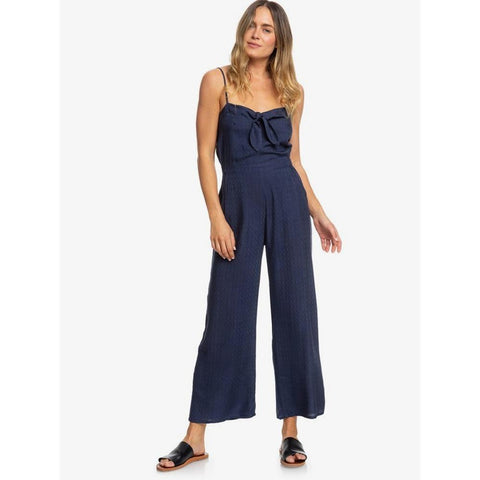 ERJWD03361-BSP0, Navy, Blue, Jumpsuit, Roxy,