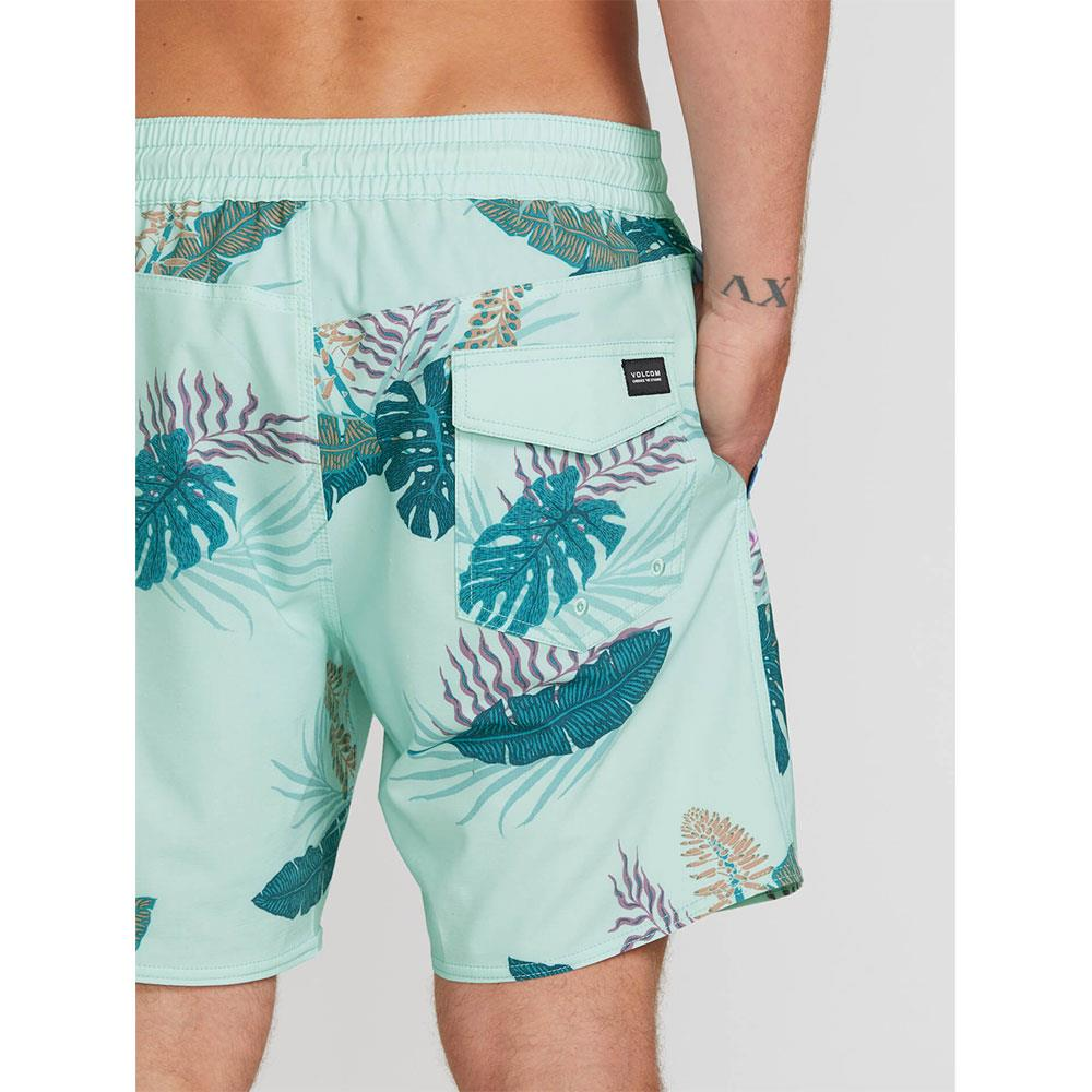 A2512006-RES, Blue, BoardShorts, Volcom, Mens Shorts, Mens Swimwear,