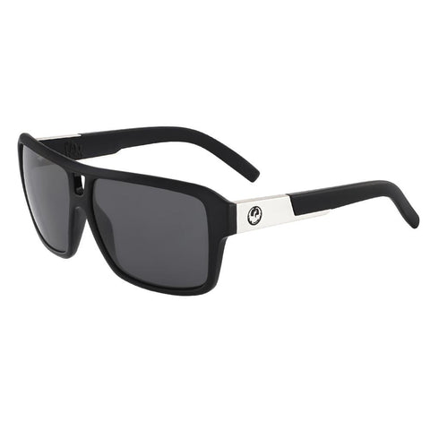41992.6013001, The Jam, Dragon, Jet Black, Smoke Lens, Mens Lifestyle Sunglasses