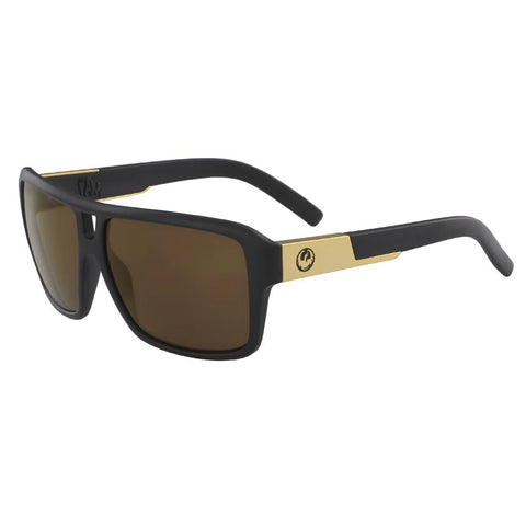 41995.6013011, Dragon, The Jam, Matte Black LL Copper ion, Mens Lifestyle Sunglasses