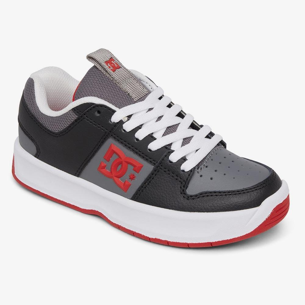 ADBS100269-GRF, Grey, Kids Skate Shoes, Kids Shoes, DC,