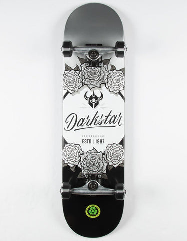 "Darkstar In Bloom 8.0"" Complete Skateboard"