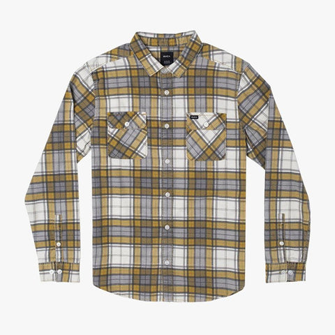 RVCA Boys Panhandle Flannel
