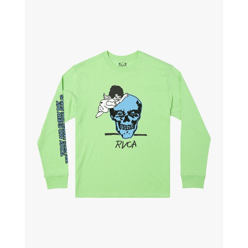 RVCA Total Bliss LS Tee