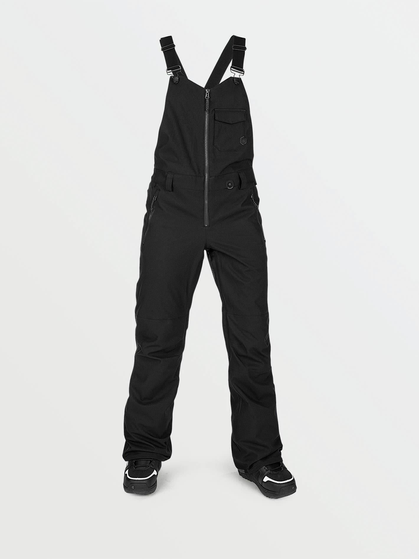 H1352103,Volcom, Womens Snowpants,Black