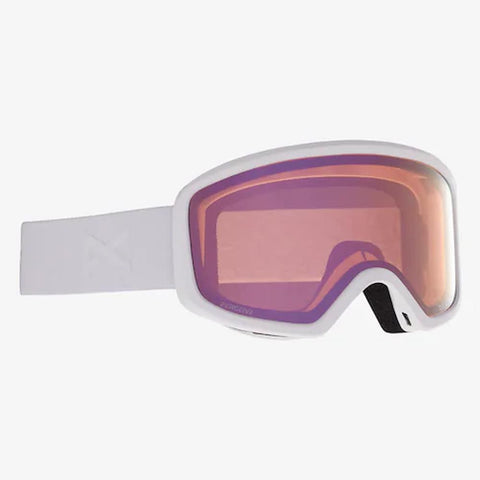 18543103100, Precieve cloudy pink/white frame, Anon, Deringer, Womens Goggles