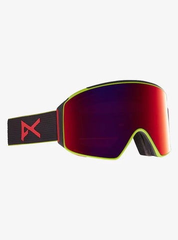 20340102002-BURTON-MENS GOGGLES-BLACKPOP/SUNNY RED