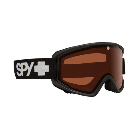 313522374185, Spy, Crusher snow goggles, Mens Goggles, Amber, Black