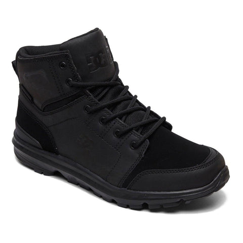 ADYB700032-3BK-MENS WINTER BOOTS-BLACK-DC