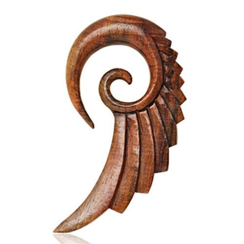 Nomads Sano Wood Swans Wing Spiral