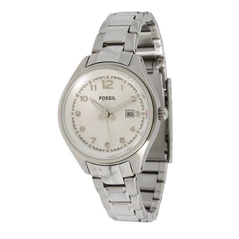 Fossil Small Flight Womens Stainless Steal Band Watches