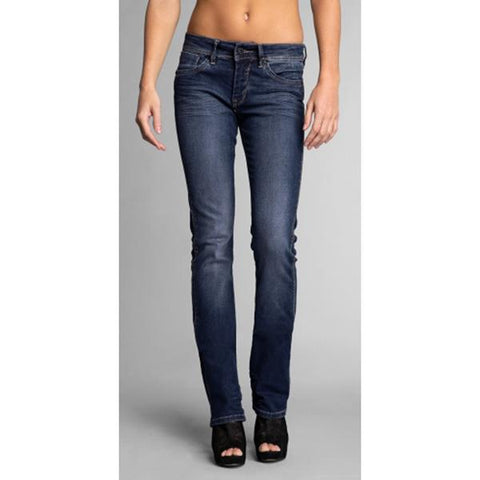Parasuco 8RUBY4 Womens Flare Jeans