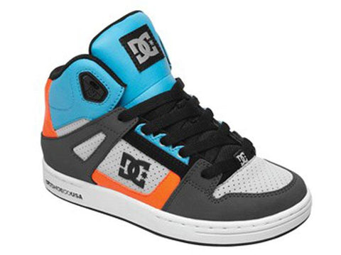 DC Rebound Youth High Tops