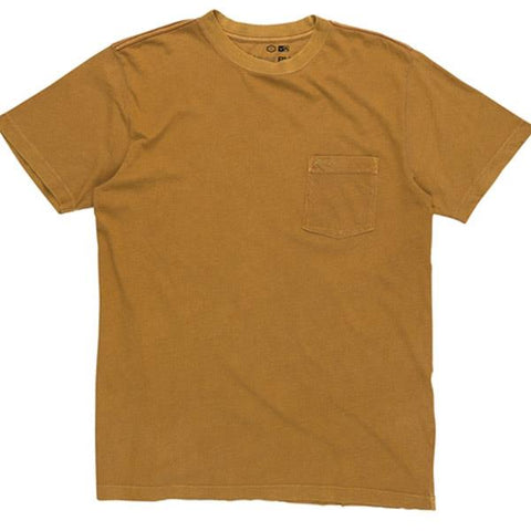 RVCA PTC2 Pigment Mens Short Sleeve Shirts