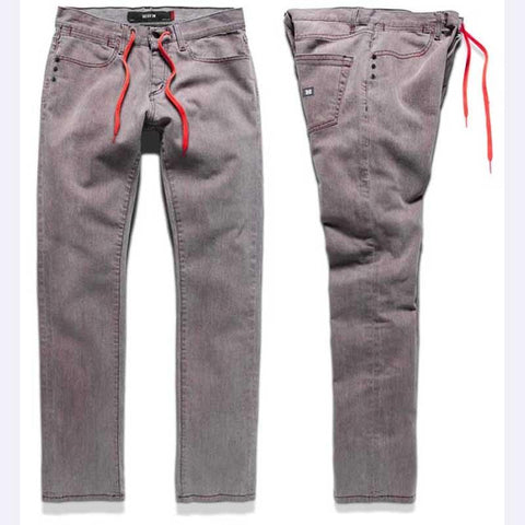 Kr3w K Mens Slim Denim Pants