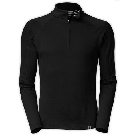 The North Face Warm LS Mens Zip Neck Baselayer