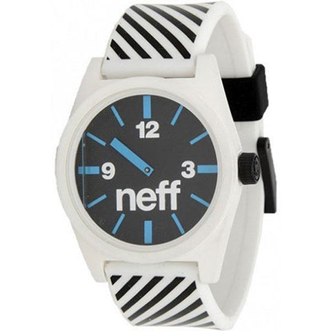 Neff Daily Mens Rubber Band Watches