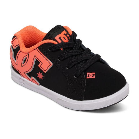 DC Court Graffik Elastic UL Toddler Shoes