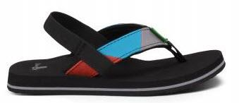Sanuk Block Party Toddler Sandals