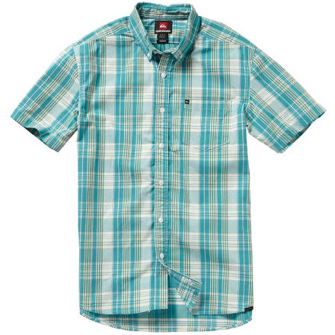 Quicksilver Kids Tidal Button Up SS Shirts