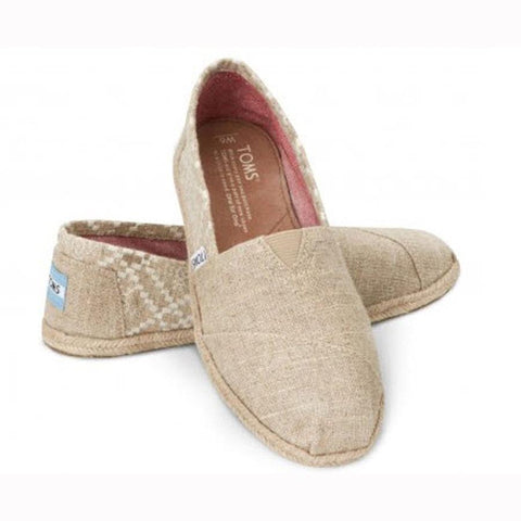Toms Seasonal Classics Womens Slip On Shoes