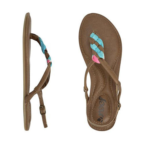 Reef Mayan Sunlight Womens Flip Flops