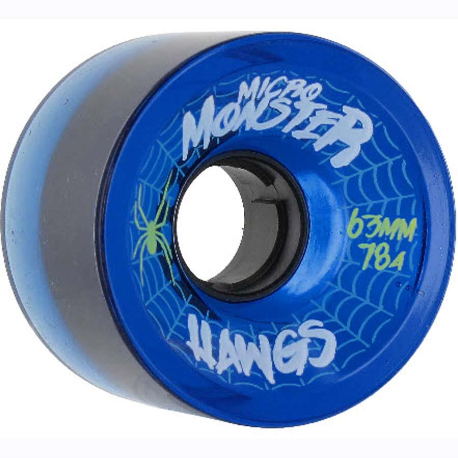 Landyachtz Micro Monster Hawgs 63MM Longboard Mini Wheels