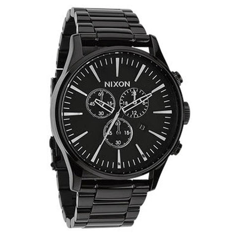 Nixon Sentry Chrono Mens Metal Strap Bands