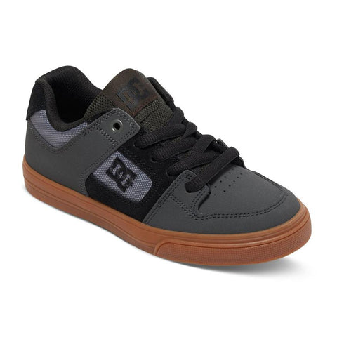 DC Pure Kids Skate Shoes
