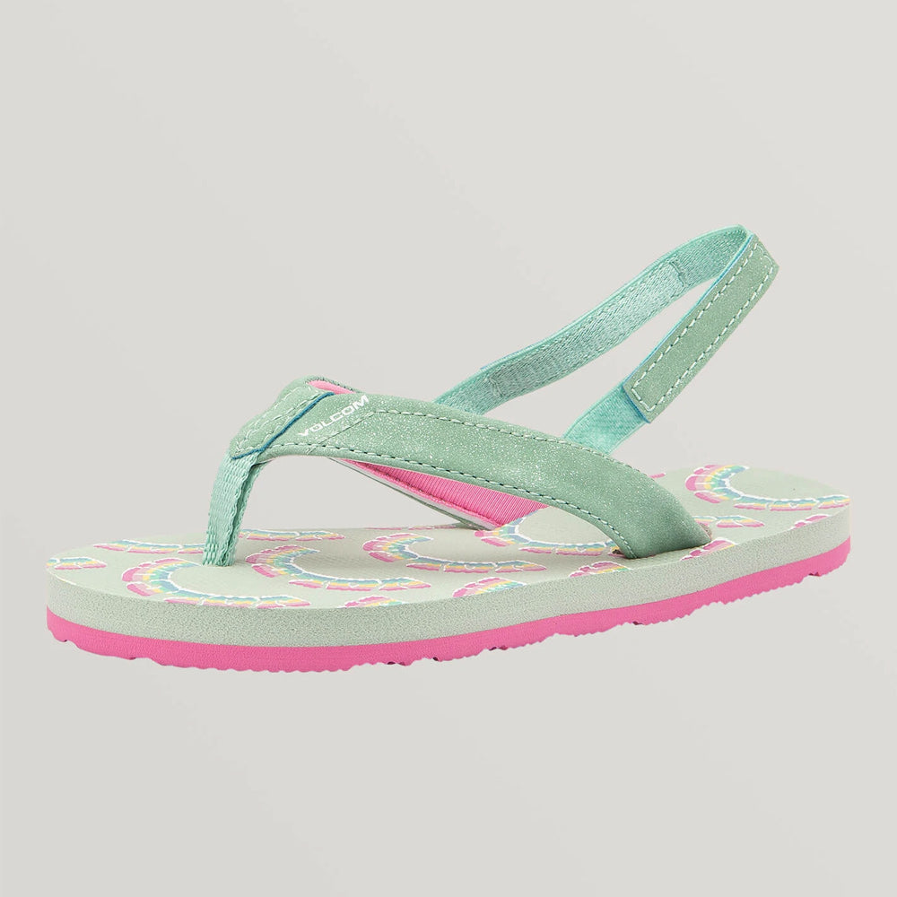 Volcom Vicky Little Girl Sandals