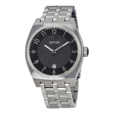 Nixon Monopoly Womens Metal Strap Watches
