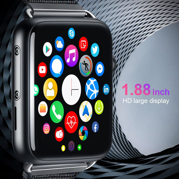 DM20 Wifi Smartwatch Hazzler