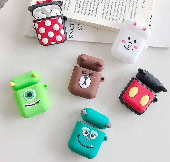 Cute Protective Cover For Wireless Pods(FREE 3-4 DAYS USA SHIPPING) - HAZZLER