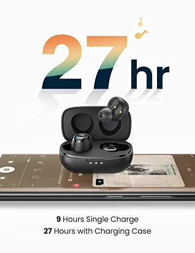 HiTune Wireless Earbuds, Bluetooth Earbuds with Microphone & aptX HiFi Stereo - HAZZLER
