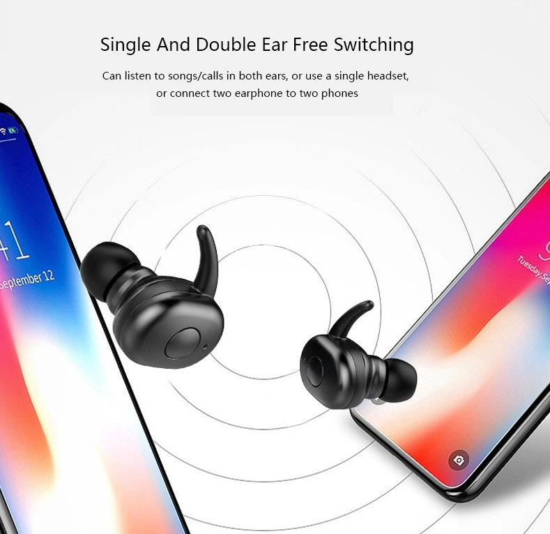 Noise Canceling Earbuds (FREE 3-4 DAYS USA SHIPPING) - HAZZLER