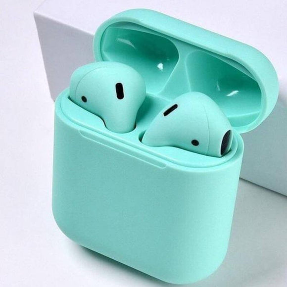 Green Wireless Pods 2.0 | COLORFUL PODS - HAZZLER