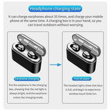 X8S Bluetooth Earbuds(FREE 3-4 DAYS USA SHIPPING) - HAZZLER