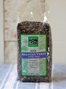 Mountain Violet Sticky Rice