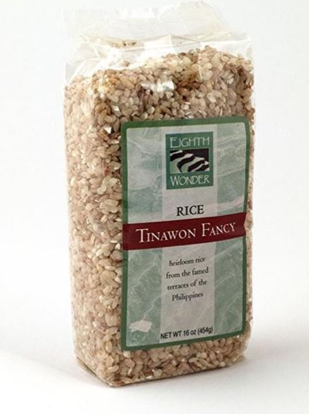 Tinawon Fancy Brown Staple Rice