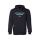 Let's End This Together medium slogan hoodie