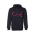 Mastectomy scar on left breast hoodie