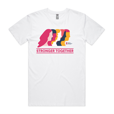 Stonger Together regular fit tee