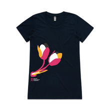 Tulip slim fit tee