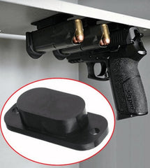 Concealed Magnetic Handgun Mount