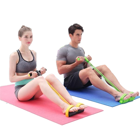 Fitness Resistance Band Rope